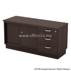 Q-YSP6123-W QUINCY SERIES SIDE CABINET